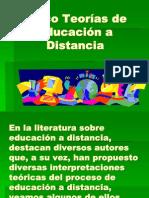 Teorias de La Educacion a Distancia