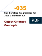 310 035 Object Oriented Concepts