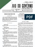 Decreto-Lei n.º 35.007, de 13 Outubro de 1945