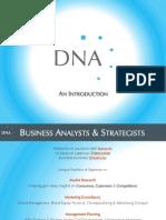 DNA Credentials Sep 2011
