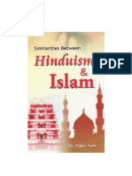Similarities Between Islam and Hinduism