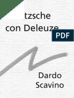Scavino, Dardo - Nietzsche Con Deleuze