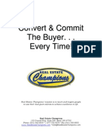 Buyer Scripts
