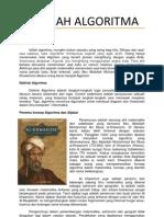 Tugas 1 - Algoritma Dan Pemrograman 2011