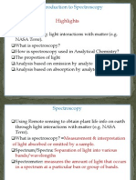 Lecture 4_Introduction to Spectroscopy