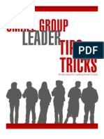 Small Group Tips and Tricks BOOK