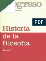 Historia de La Filosofia Tomo2