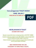 Bahaya Toilet