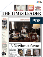 Times Leader 10-09-2011