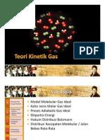 20. Teori Kinetik Gas