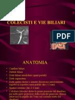 Ecografia Della Colecisti e Delle Vie Biliari
