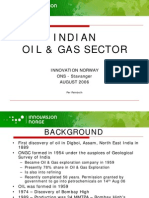 Indian Oil Gas Sector