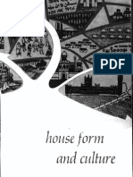 Rapoport, Amos House Form and Culture