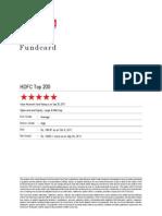 ValueResearchFundcard-HDFCTop200-2011Oct05
