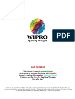 Wipro Company Application Form