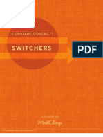 Constant Contact Switchers