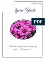 pilgrim youth - issue 19 october 2010