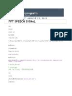 Dsp Matlab Programs