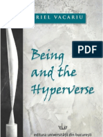 Gabriel Vacariu - Being and the Hyperverse (1)