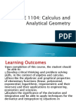 Lect 1 Vector Calculus-1