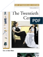 The Twentieth Century (History of Costume and Fashion)