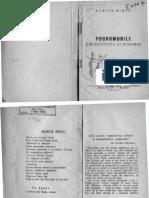 Pogromurile din Bucovina şi Dorohoi de Marius Mircu