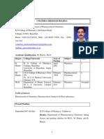 C S Sharma Resume-13!07!2011