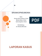 Bronkopneumonia Power Point