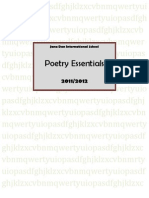 Poetry Essentials