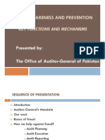 Fraud Functions and Mechanism Feb 15