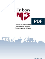 Tribon M3 Brochure