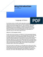 Language of Choice - Part 2