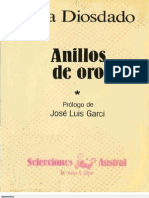 Anillos de Oro - Ana Diosdado