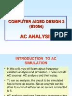 Ac Analysis
