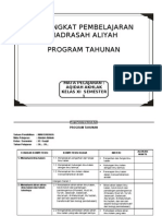 PROTAH Aqidah Akhlak MA Kelas XI, 1-2