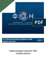 Implementacija Modela XML Parsera 21913f434d