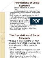 Foundation Social Research