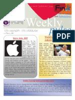 Weekly Pulse 12