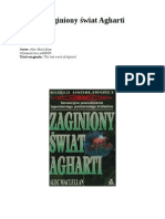 Alec MacLellan - Zaginiony świat Agharti