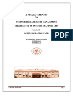 Business Standard Project