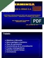 Proyecto Minero Cerro de Oro