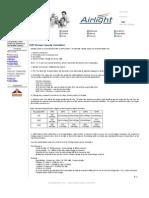 DVR Storage Capacity Calculation
