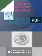 plan de desarrollo 5°SEMESTRE