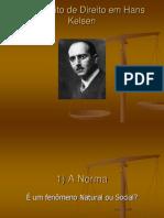 Positivismo Jurídico em Hans Kelsen