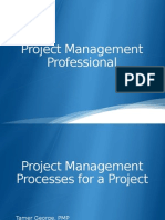 Project Management Processes 1