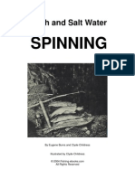 Fresh and Salt Water Spinning 1.0