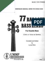 77 Baroque Bass Lines (L