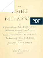 The Light of Brittania - The Mysteries of Ancient British Druidism Unveiled