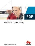 HUAWEI IP Contact Center
