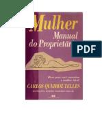 Mulher - Manual do Proprietário